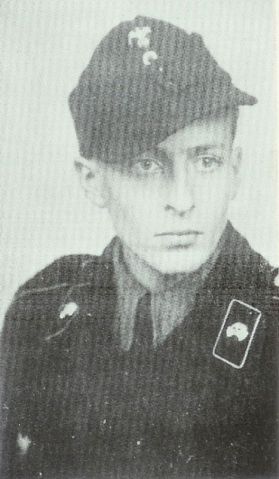 Claus von Amsberg in NAZI uniform