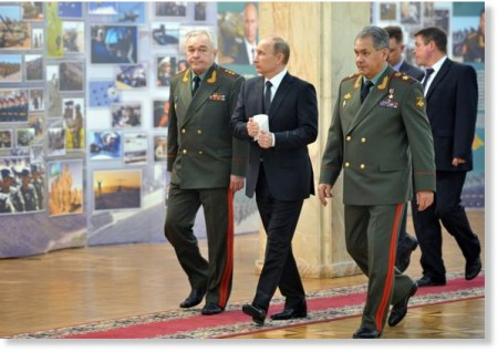 ONLY A MILITARY COUP CAN SAVERUSSIA