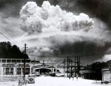 Atomic bombings of Hiroshima and Nagasaki - 65th Anniversary